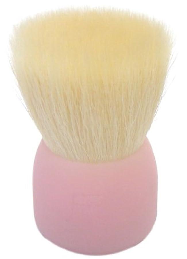 論争の的フラップ大脳洗顔ブラシ(大)ピンクW002