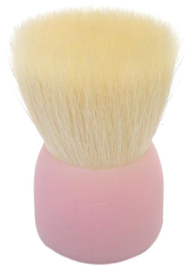 学校の先生サラダ嫌い洗顔ブラシ(大)ピンクW002
