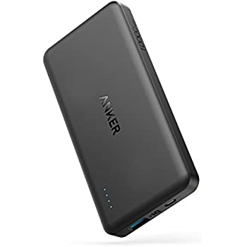 Anker PowerCore II Slim 10000 (Quick Charge Power IQ 2.0搭載 大容量モバイルバッテリー) iPhone & Android各種対応