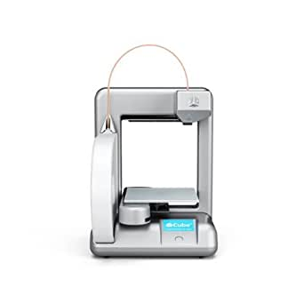 3D Systems 3Dプリンタ Cube シルバー