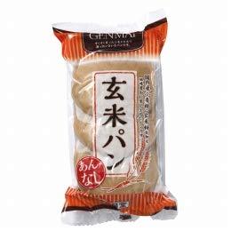 五月堂 玄米パン(あんなし3個入)×10個           JAN:4901754001519