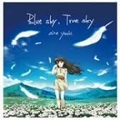 Blue sky,True sky