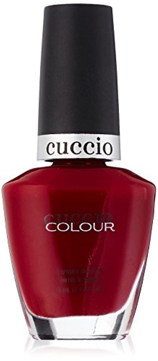フレア生理傾向Cuccio Colour Gloss Lacquer - Pompeii It Forward - 0.43oz / 13ml