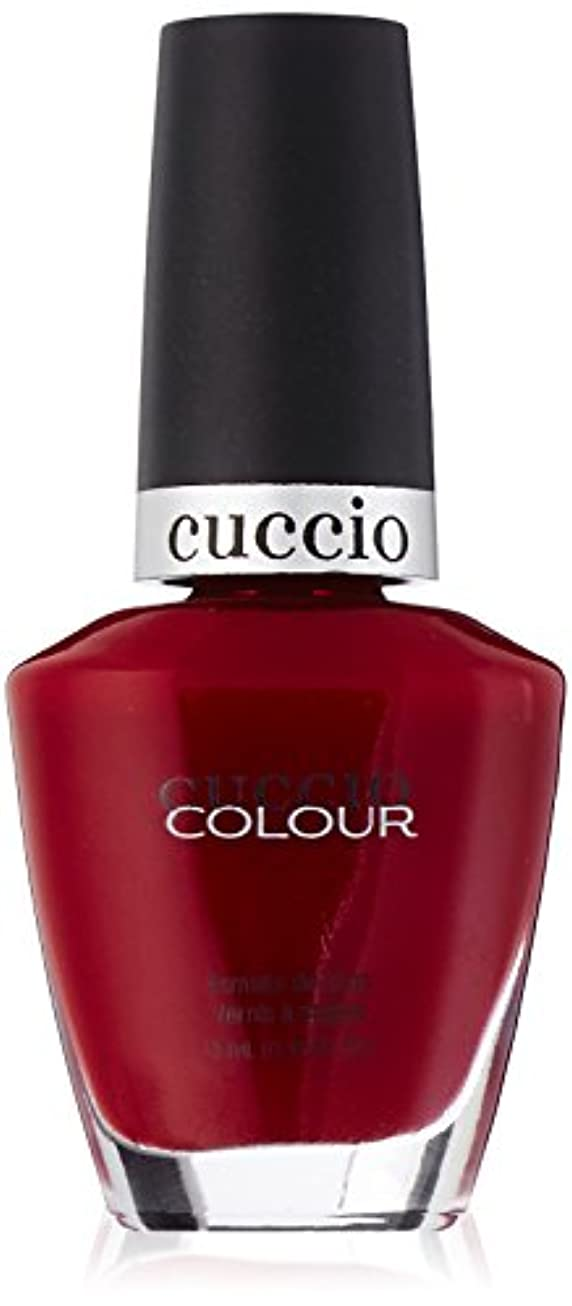 スペイン語寄生虫さびたCuccio Colour Gloss Lacquer - Pompeii It Forward - 0.43oz / 13ml