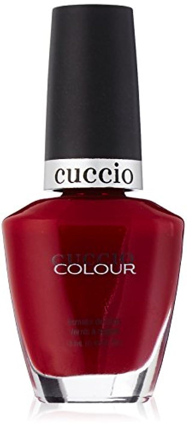 手数料植物学活力Cuccio Colour Gloss Lacquer - Pompeii It Forward - 0.43oz / 13ml