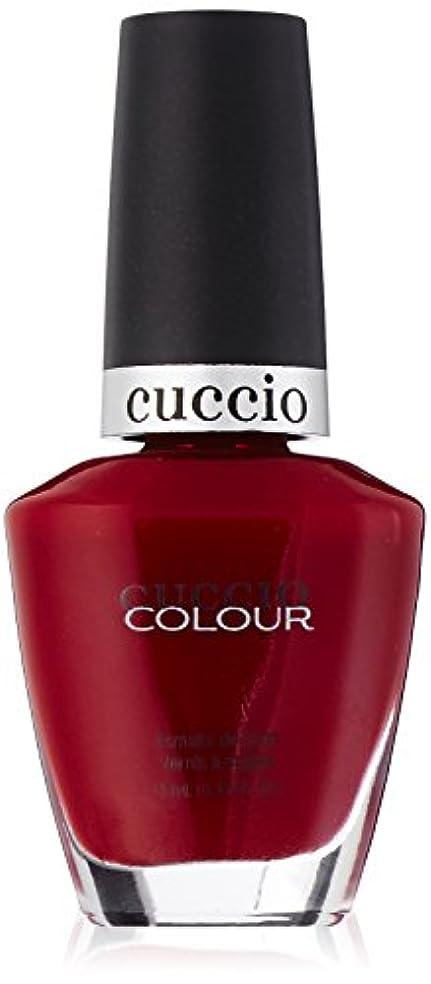 ハング悲観的依存Cuccio Colour Gloss Lacquer - Pompeii It Forward - 0.43oz / 13ml