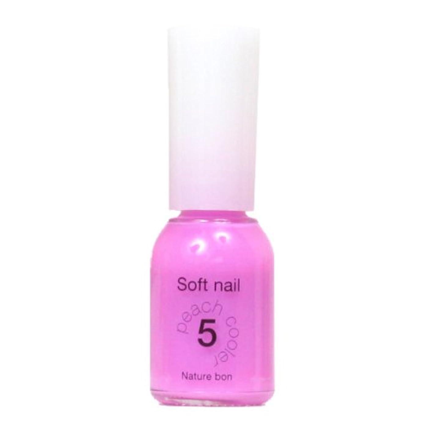 胡粉ネイル 水桃 5ピーチクーラー 透明系ピンク キッズネイル 10ml シンナー臭くなく手軽で安心安全な ワンデイネイル