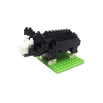nanoblock コレクション かごしま黒豚