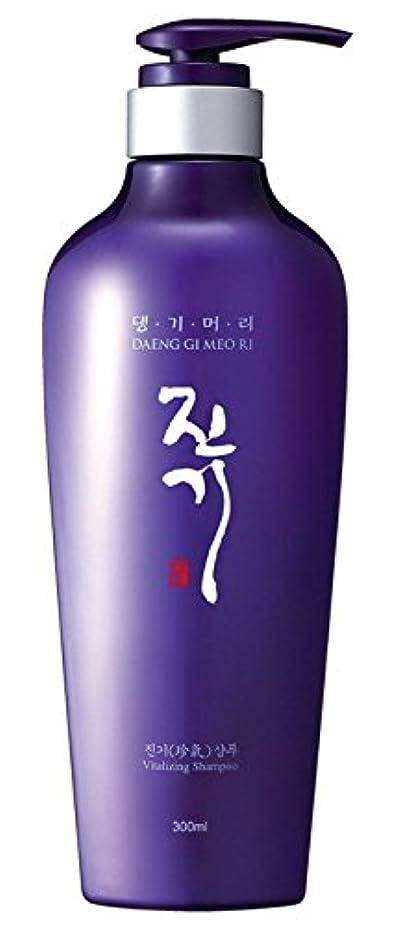 永遠に甘やかす紳士韓方 デンギモリ 珍気シャンプー300ml