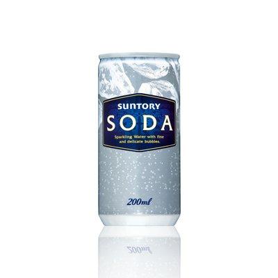 サントリー ソーダ 缶 200ML × 30本