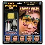 Mardi Gras Mask Face Painting Kit by Wolfe Face Art & FX [並行輸入品]