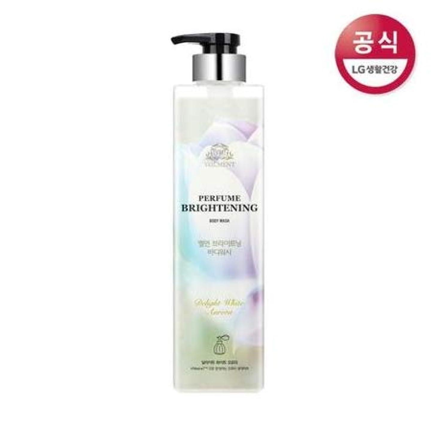朝の体操をする感じる下[LG HnB] On the Body Belman Perfume Brightening Body Wash / オンザボディベルモンパフュームブライトニングボディウォッシュ680mlx1個(海外直送品)