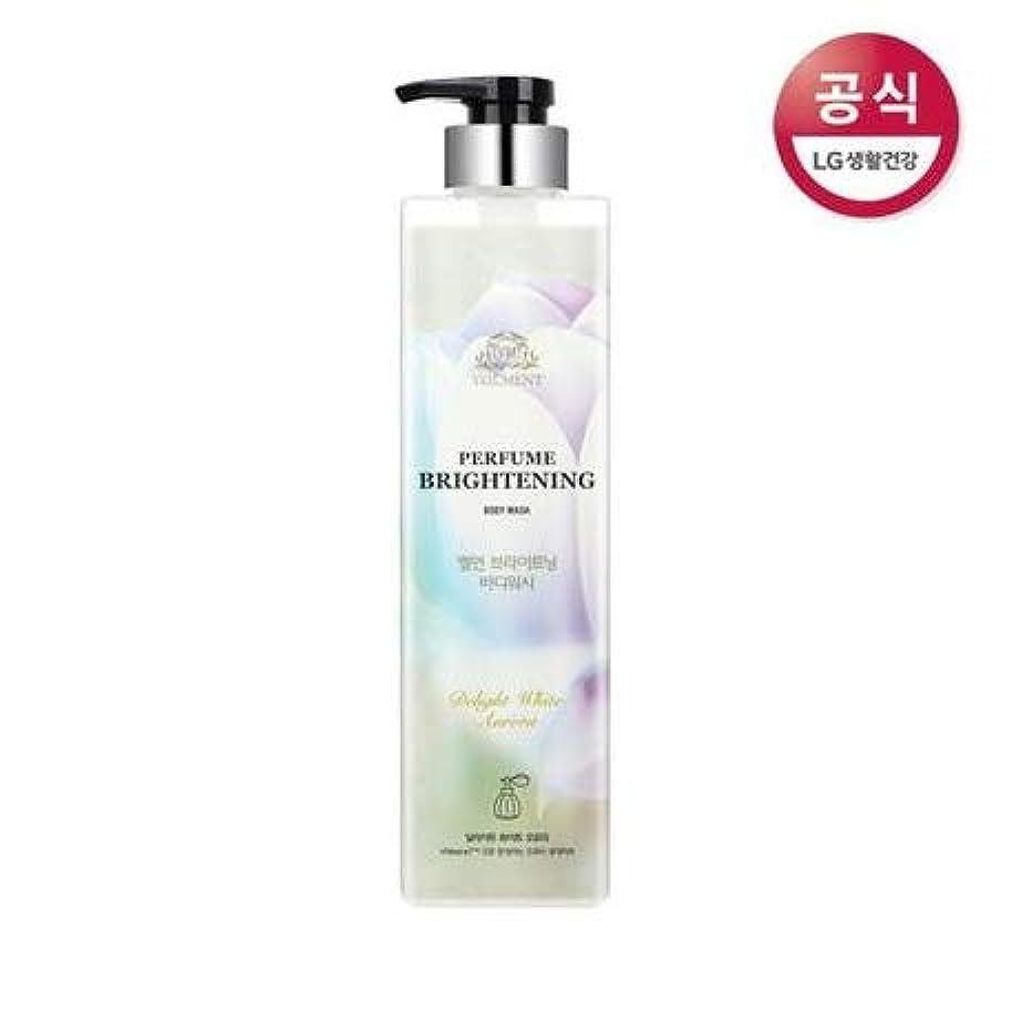 民兵クリケット同情的[LG HnB] On the Body Belman Perfume Brightening Body Wash / オンザボディベルモンパフュームブライトニングボディウォッシュ680mlx1個(海外直送品)