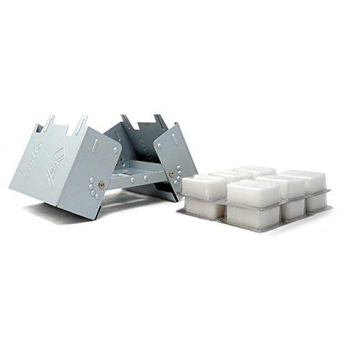 ポケットストーブ ラージ(固形燃料14g×12個付) ES00289000