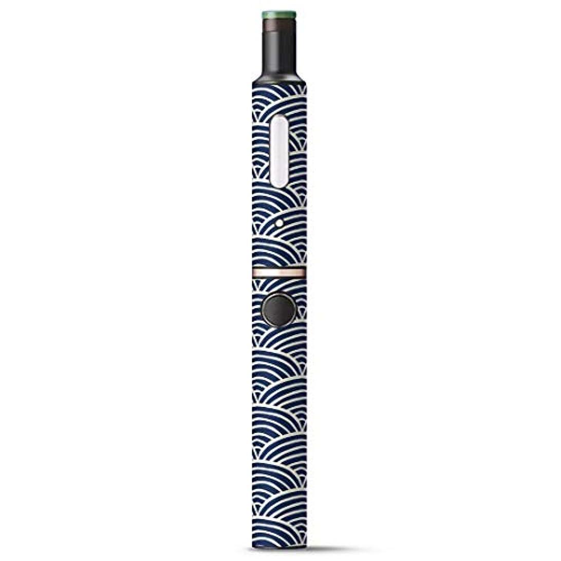 もの賢明な専門化するigsticker Ploom TECH + Plus プラス 専用 デザインスキンシール プルームテック カバー ケース 保護 フィルム ステッカー 050024