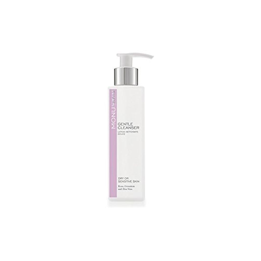 リクルート炭水化物餌Monu Gentle Cleanser (180ml) (Pack of 6) - ジェントルクレンザー(180ミリリットル) x6 [並行輸入品]