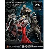 Knight Models Batman Miniatures Game The Parliament of Owls (4 figures, DC159)