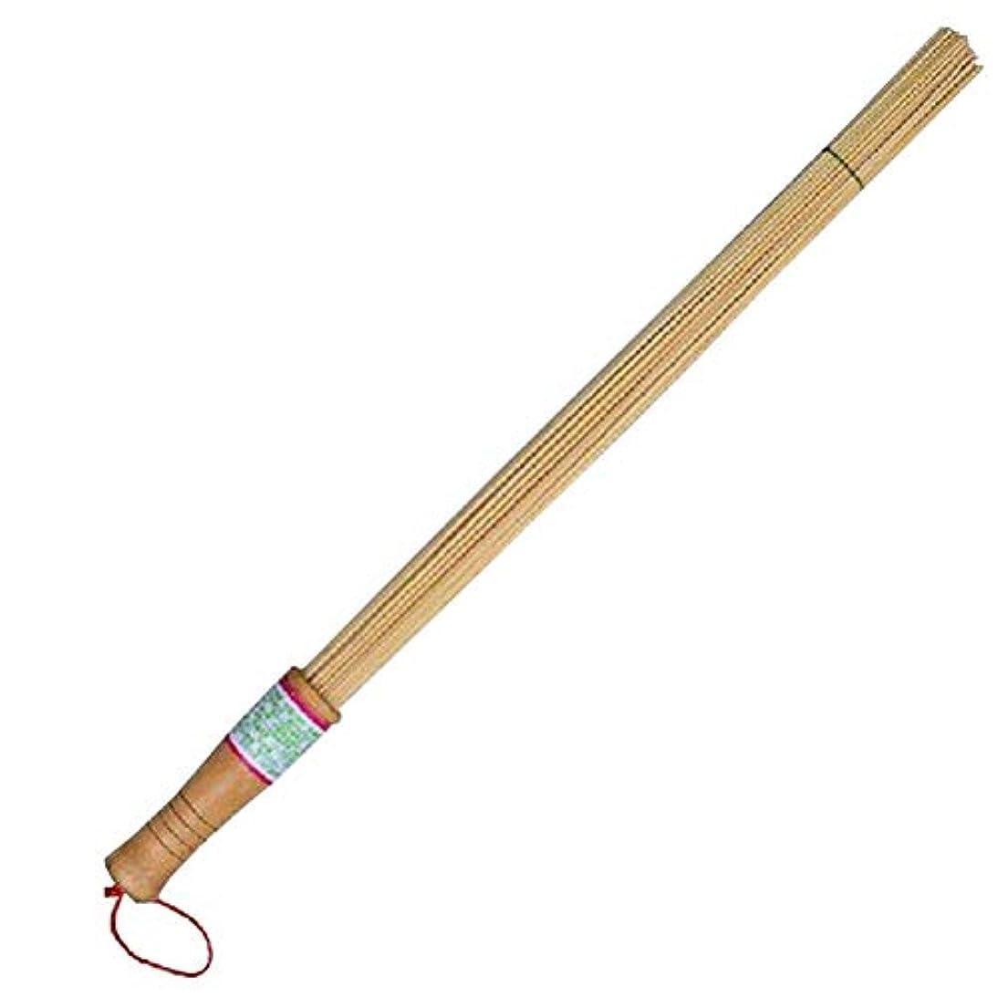誓う質素な真空HEALIFTY 緩和のためのタケマッサージの棒のAcupointのマッサージャーの背部療法のノッカー