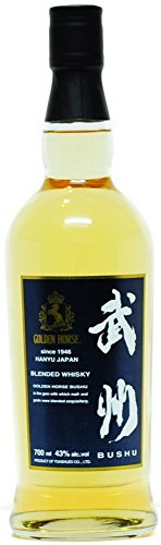 東亜酒造 ウイスキー ゴールデンホース 武州 瓶 700ml