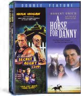 Horse for Danny & Secret Agent Club