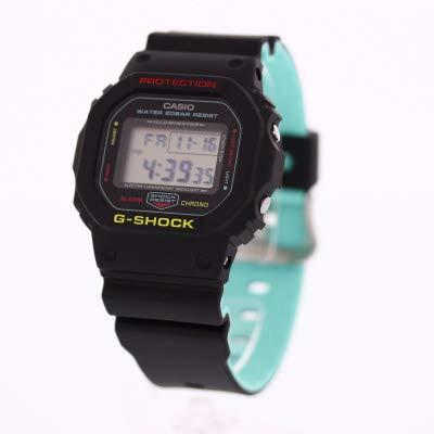 CASIO (カシオ) 腕時計 G-SHOCK(Gショック)メンズDW-5600CMB-1 海外モデル [並行輸入品]
