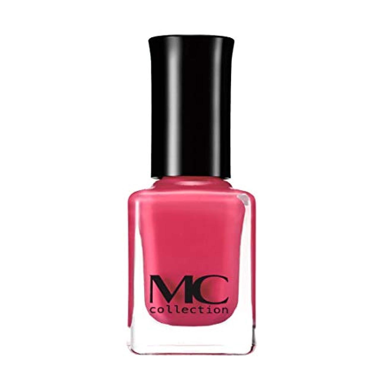 パキスタン人コミュニケーションメロンマニキュア ネイルカラー N22 ピンク ( ネイルポリッシュ 日本製 ) 【 MCコレクション 】