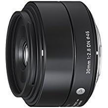Sigma 433B963 30mm f/2.8 DN Black Art Lens for Micro Four Thirds, Black