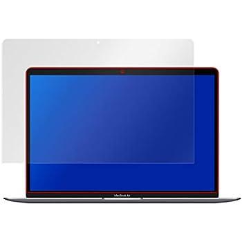 ミヤビックス MacBook Air 13インチ Retina (2019 / 2018) / MacBook Pro 13インチ (2016/2017/2018/2019) 用 日本製 防指紋 防気泡 光沢液晶保護フィルム OverLay
