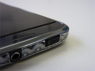 テクノベインズ MicroUSBコネクタ用キャップ(黒)つまみなし 6個/パック USBMCBCK-B0-6  (※適合機種については商品説明をご確認ください)