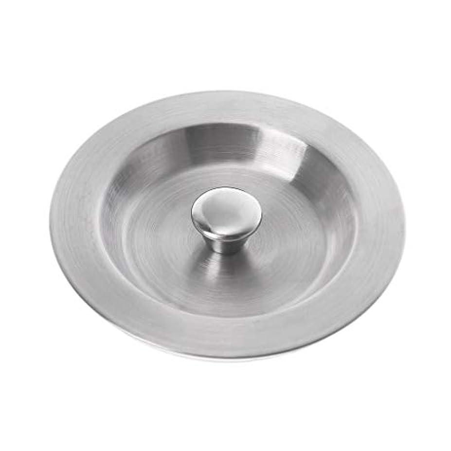 つぶやき実行可能柔らかいLamdooキッチンステンレス鋼浴槽フィルターシンクフロアプラグランドリーバスルームウォーターストッパーキャップツール