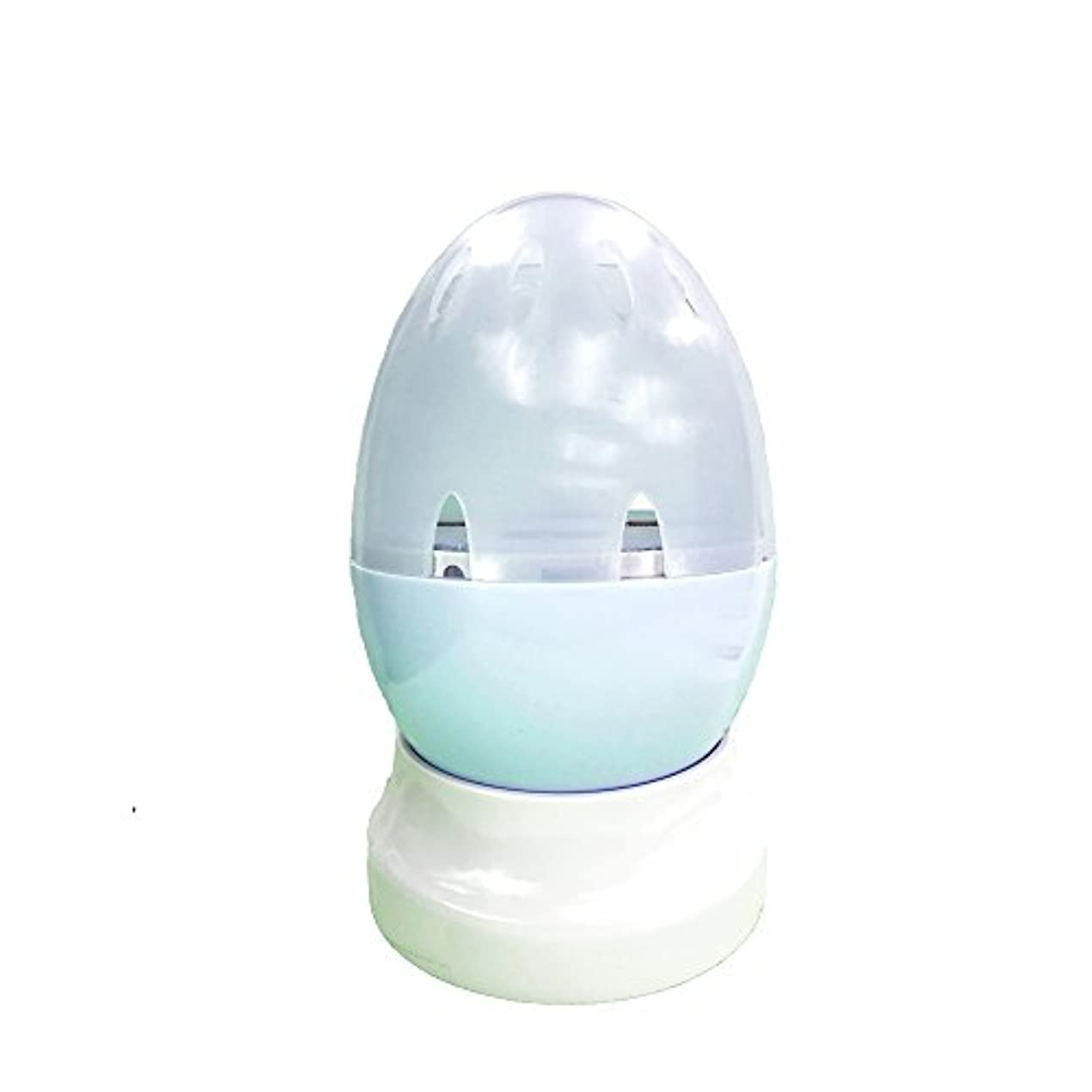 収容する栄養秘書お風呂 水素生成器 水素たまご (ブルー)
