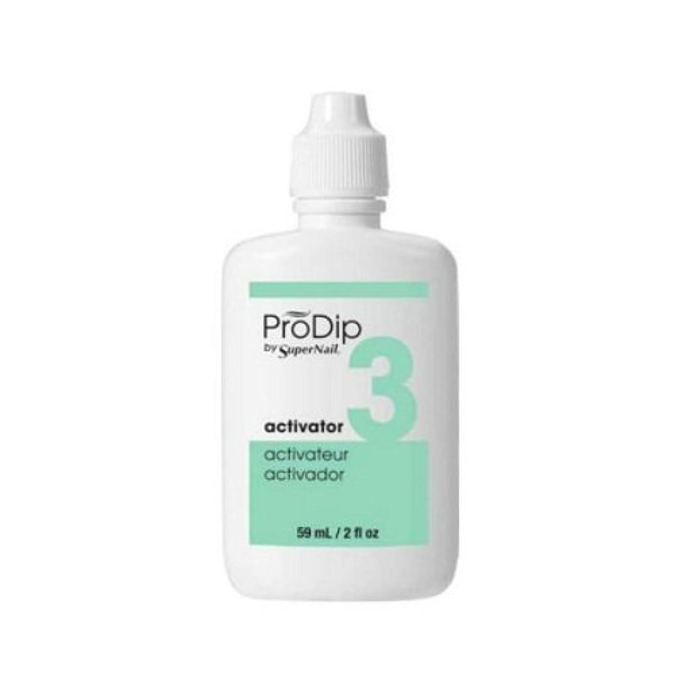 若者アサート第五SuperNail ProDip - Activator - 59 ml/2 oz