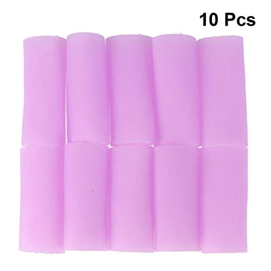 コンクリートうなずくピルSUPVOX 10本指スリーブ親指ブレースサポート弾性圧縮プロテクターブレース痛みをやわらげるための痛みカルス関節炎