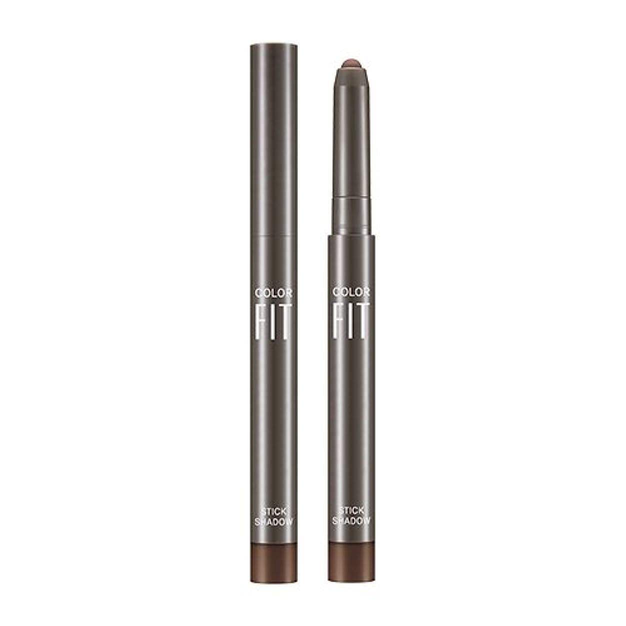 質量ケープローラーMISSHA Color Fit Stick Shadow 1.1g/ミシャ カラー フィット スティック シャドウ 1.1g (#Cacao Pound [MATTE]) [並行輸入品]
