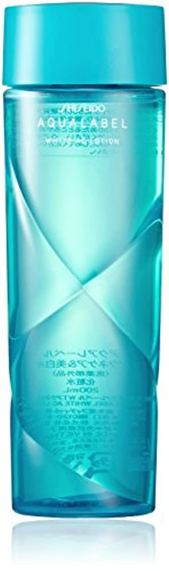 徒歩で鼻見つけるアクアレーベル アクネケア & 美白水 薬用化粧水 200mL 【医薬部外品】