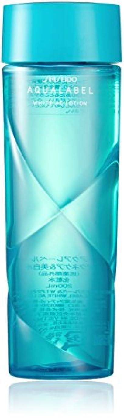 心配する飾る副アクアレーベル アクネケア & 美白水 薬用化粧水 200mL 【医薬部外品】