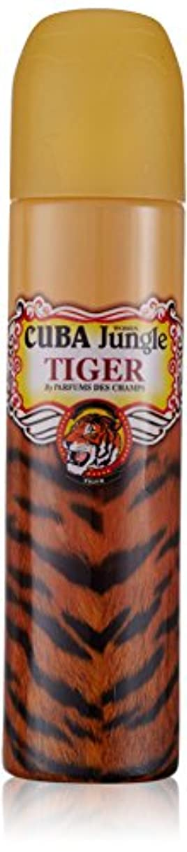 配管工適度な憲法キューバ ジャングル タイガー EDP スプレー 100ml キューバ CUBA