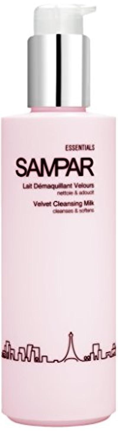 サンパー ベルベット クレンジング ミルク 200ml