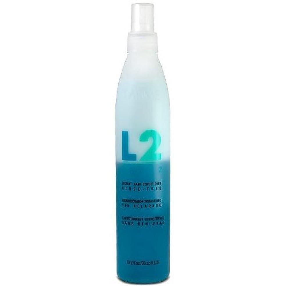 ユーザー褐色ゴネリルLakme Lak 2 Instant Hair Conditioner 10.2 Oz [並行輸入品]