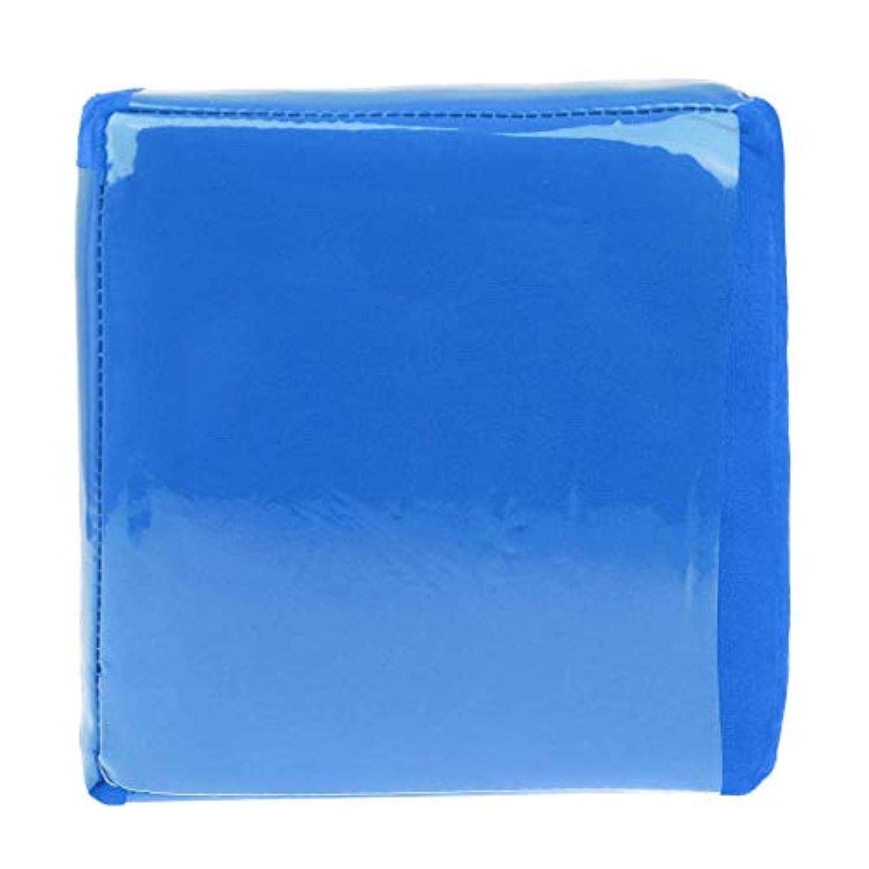 F Fityle ぬいぐるみ サイコロ ピロークッション ソファ飾り 全5色  - 青