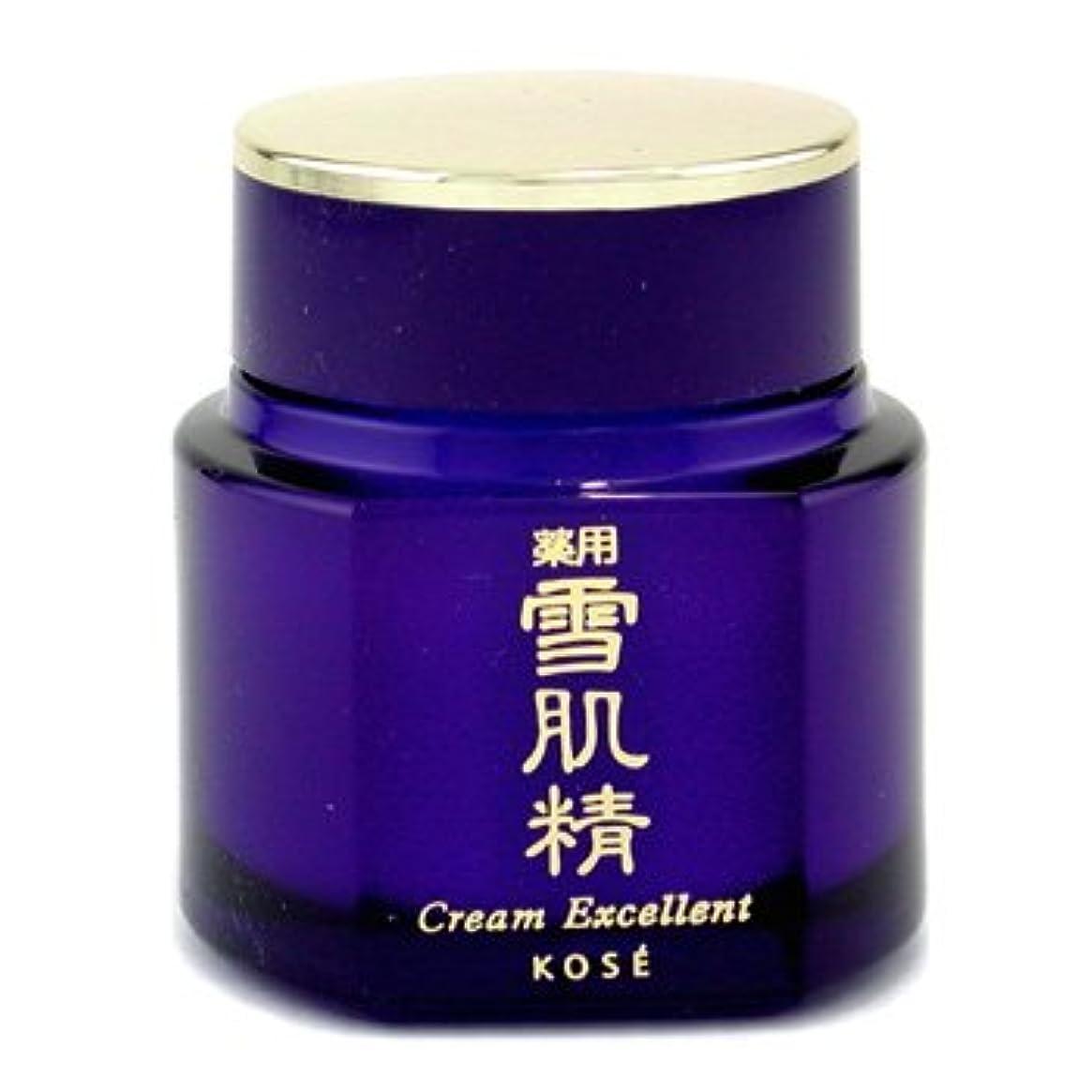 適応的適用済み海外コーセー 薬用 雪肌精クリーム EX 50g