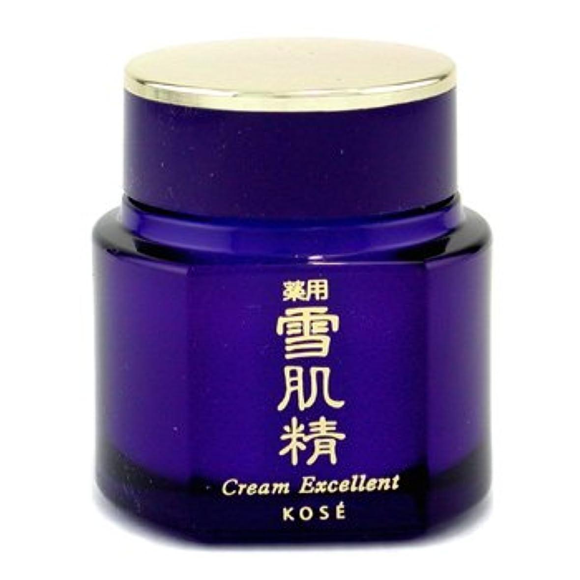 コード売上高染料コーセー 薬用 雪肌精クリーム EX 50g