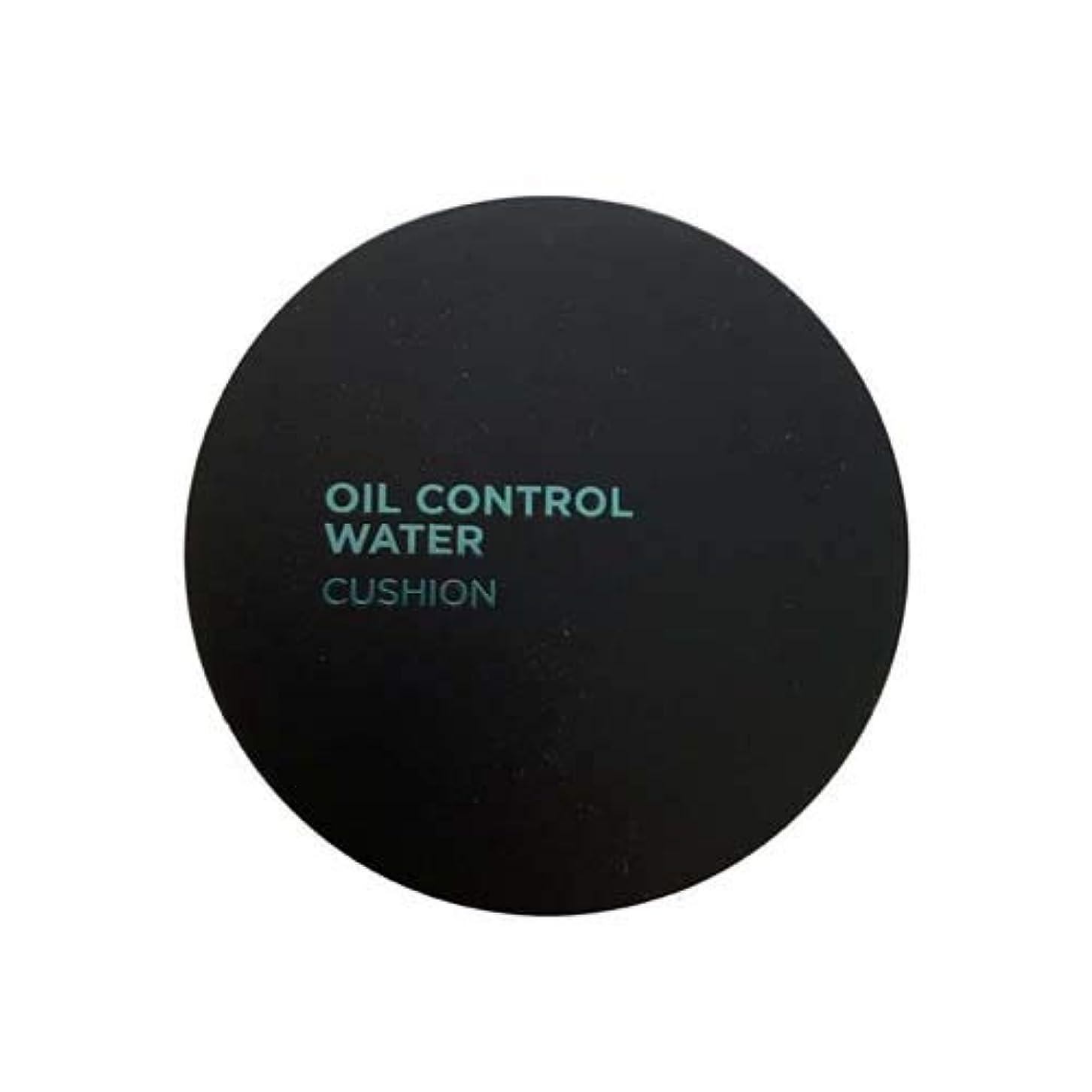 解決する軽蔑分散[ザ?フェイスショップ] THE FACE SHOP [オイルコントロール水分クッションEX SPF50+ PA+++15g] Oil Control Water Cushion EX 15g [海外直送品] (V203...