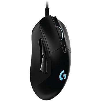 ゲーミングマウス Logicool ロジクール G403 ブラック エルゴノミクスデザイン RGB プログラムボタン DPI切り替えボタン  国内正規品 2年間メーカー保証