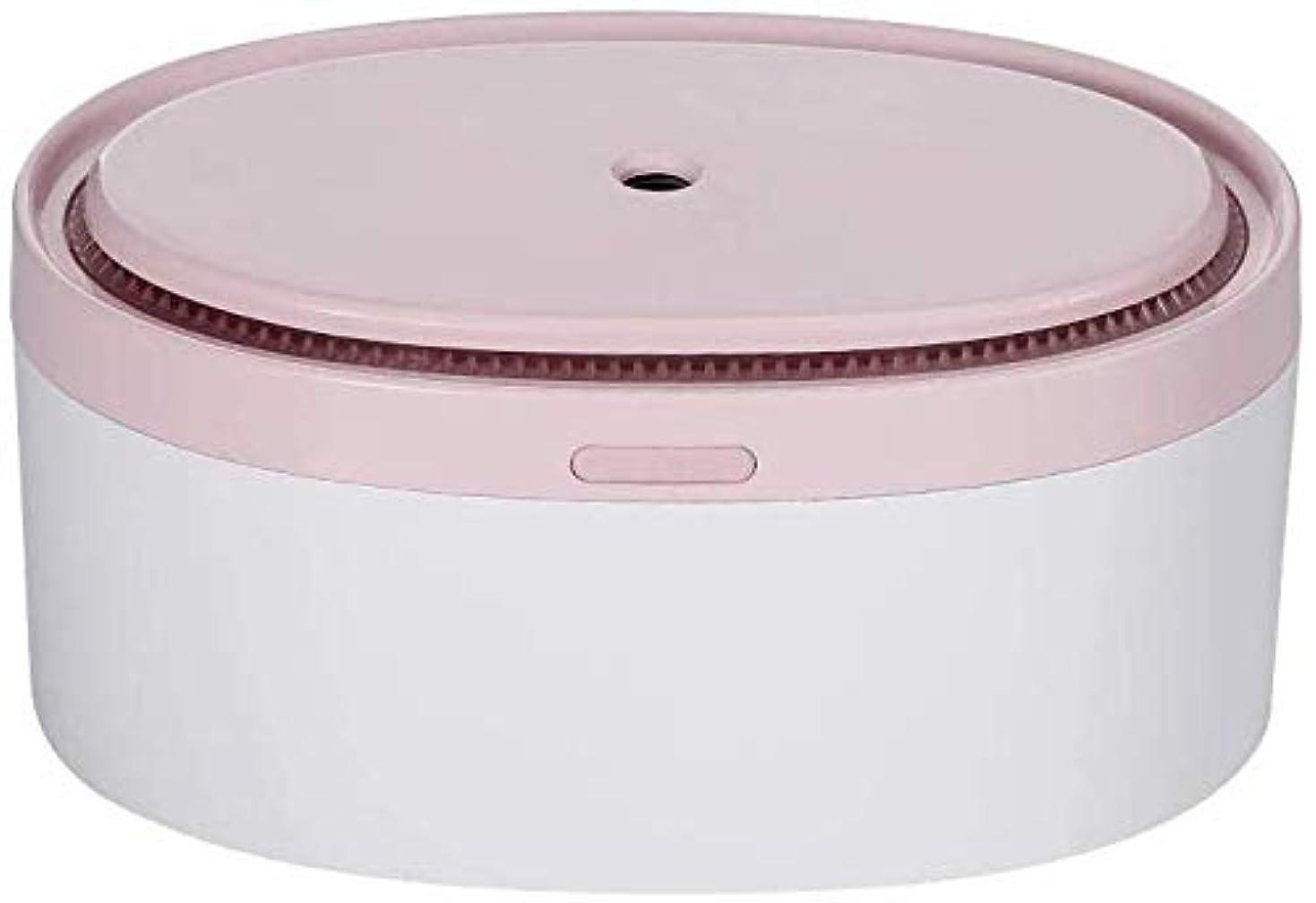 次へ独裁者プットSOTCE アロマディフューザー加湿器電気エッセンシャルオイル超音波霧化技術満足のいく解決策 (Color : Pink)
