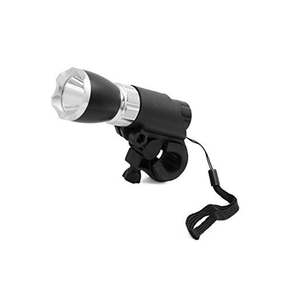 酸化する温度計南極DealMuxサイクリング自転車自転車白色LEDトーチランプヘッドライト、フロントヘッドライト