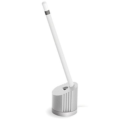LAMPO® Apple Pencil 専用充電スタンド iPad Pro用 Apple PENCIL Charging Dock 1.5m USBケーブル付き アッ...