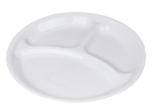コレール プレート 皿 外径26cm 割れにくい 軽量 イノセントリーホワイト ランチ皿(大) J310-N