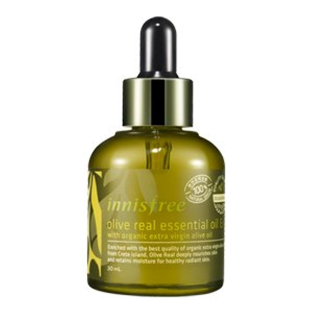布備品失速Innisfree/イニスフリー オリーブ リアル エッセンシャル オイル Ex (Olive real essential oil Ex)[海外直送品]
