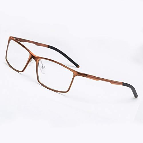 高性能AL-MG合金 ブルーライトカットメガネ